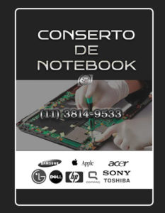 Assistência Técnica de Notebook Acer Bairro Moema