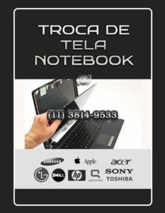 Assistência Técnica de Notebook HP Bairro Raposo Tavares